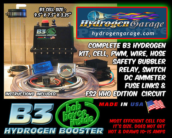 Hydrogen Cell Review