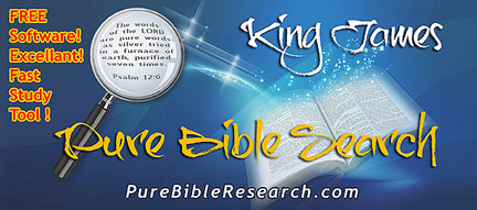 Pure Bible Search